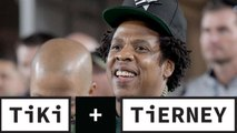 Tiki and Tierney: Jay-Z's Roc Nation enters partnership with the NFL