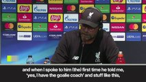 (Subtitled) Klopp hails Adrian's 'sensational saves' as Liverpool win the UEFA Super Cup on penalties