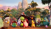 THE ANGRY BIRDS MOVIE 2 Music Lyric video - Let's Just Be Friends
