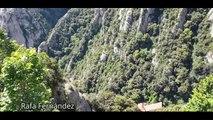 Montserrat la montana mágica, ovnis y extraterrestres