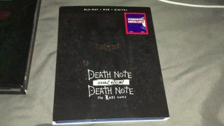 Death Note 06 Death Note The Last Name Double Feature Blu Ra