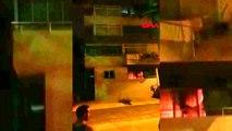Adana - Yangın, evde hasara neden oldu