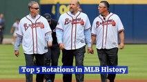 Famous MLB Rotations