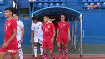 [FULL] | U18 Laos - U18 Timor-Leste | AFF U18 Next Media Cup 2019 | VFF Channel