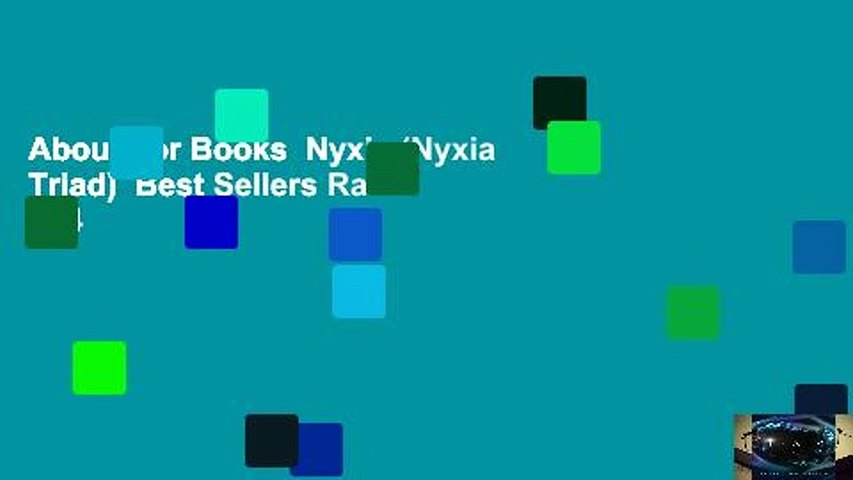 About For Books  Nyxia (Nyxia Triad)  Best Sellers Rank : #4