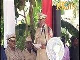 Haïti / Sécurité.- Graduation d'une classe de 15 officiers, d'un bataillon de 250 soldats.