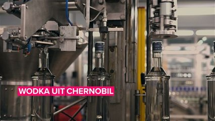 Wodka uit Tsjernobyl?