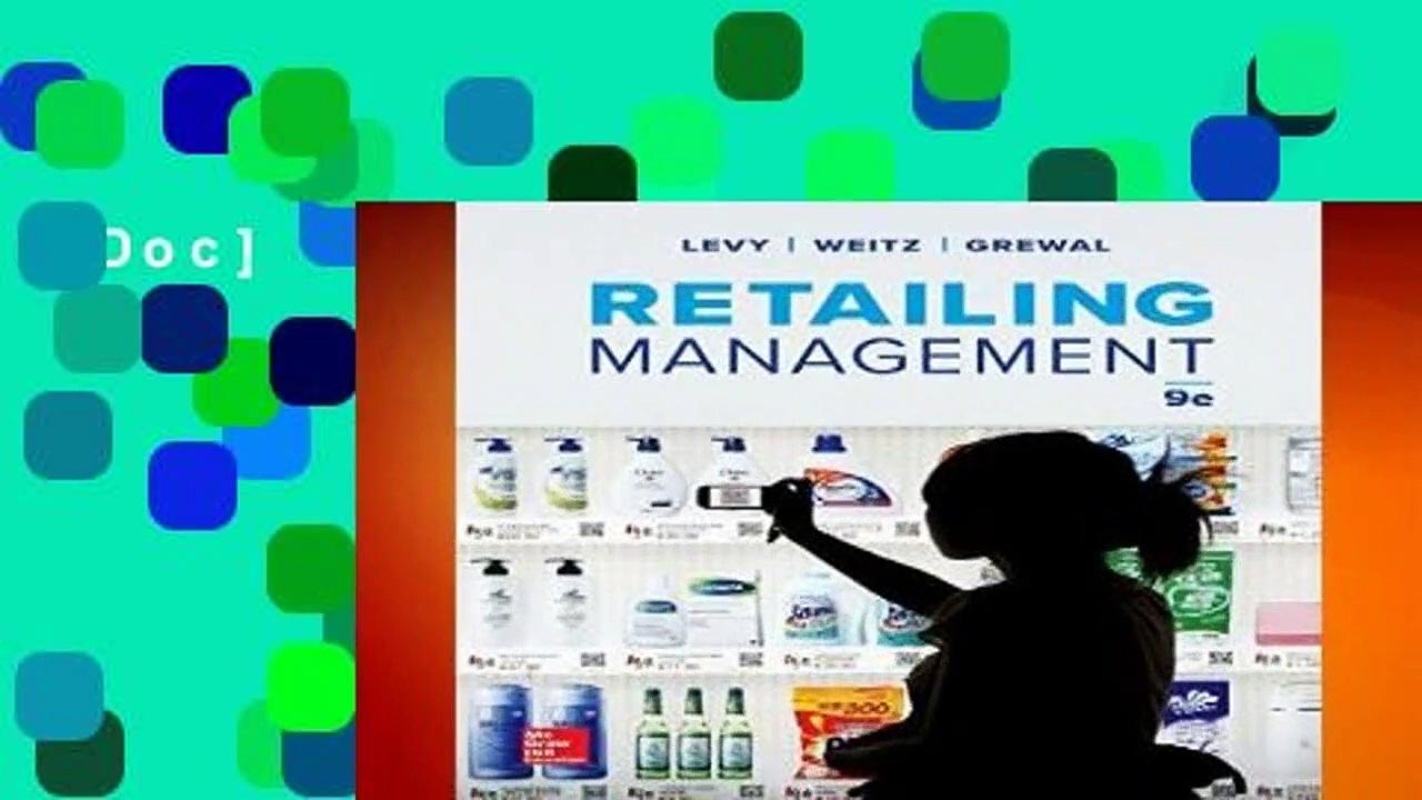 [Doc] Retailing Management