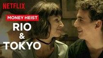 Tokyo and Rio's Love Story - La Casa De Papel -Money Heist-