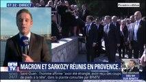 Emmanuel Macron commémorera le 75e anniversaire du débarquement de Provence en compagnie de Nicolas Sarkozy