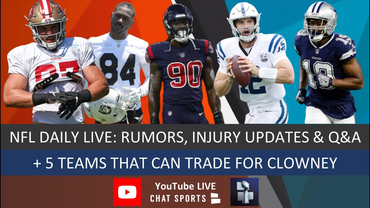 NFL Daily With Mitchell Renz & Harrison Graham (August 15th, 2019)