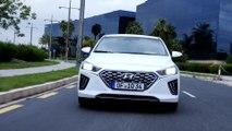Hyundai Ioniq erhält Fünf-Sterne-Bewertung bei Euro NCAP Crashtest
