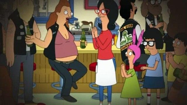 Bob's Burgers S03E01 Ear-Sy Rider