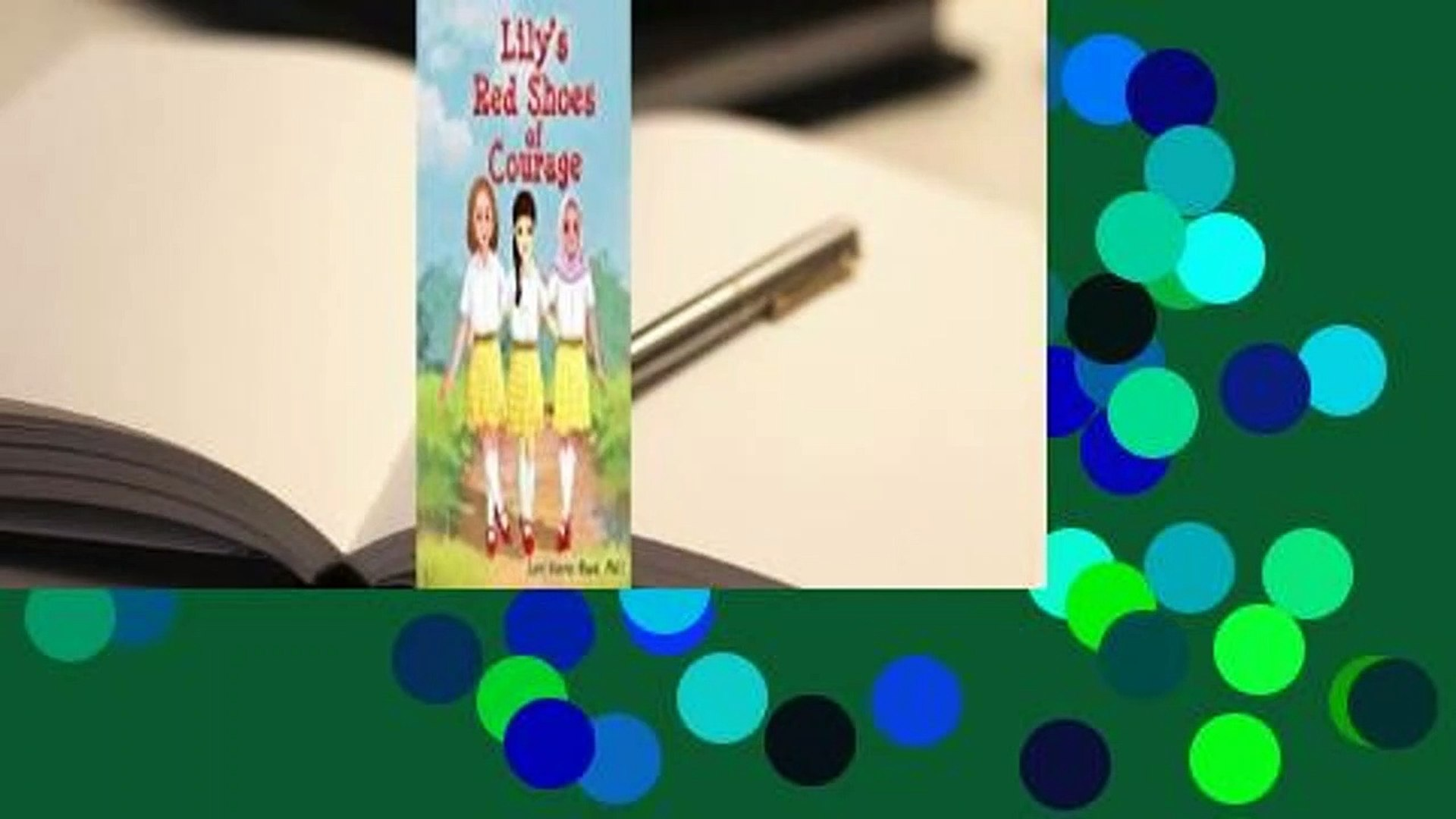 [Read] Lily's Red Shoes of Courage  For Kindle