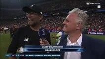 _ADRIAN!!!!!!!!_ Jurgen Klopp goes full Rocky Balboa after UEFA Super Cup win