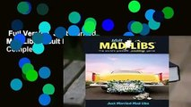 Full Version  Just Married Mad Libs (Adult Mad Libs) Complete