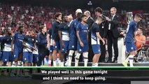 Chelsea don't need a 'big statement' win - Kante