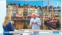 Invité du Soir 3 : Frédérick Gersal présente 1 000 lieux à découvrir en France