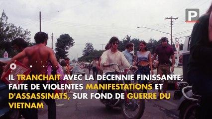 Woodstock : le légendaire festival hippie fête ses 50 ans