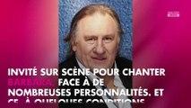 Gérard Depardieu a-t-il quitté le festival de Ramatuelle ? Une source dément