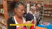 Emmaüs vend des fournitures scolaires à petits prix