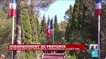 75 ans du débarquement de Provence : la Marseillaise chantée par des militaires