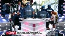 Le Grand Oral de Yves Lefebvre, secrétaire général du syndicat Unité SGP Police FO - 15/08