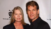 Patrick Swayze's widow sheds light on late star's childhood abuse