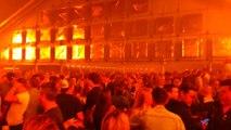 Le Pukkelpop bat le record du plus grand spectacle laser