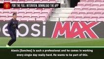 Solskjaer denies Sanchez is in Man United reserves