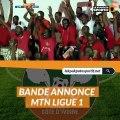 La bande annonce de la saison 2019-2020 de la Ligue 1 Ivoirienne