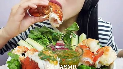 Videos De Sas Asmr Dailymotion Amsr how do i like it? sas asmr seafood sauce lobster boil eating sounds no talking! videos de sas asmr dailymotion