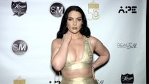 "Viktoria Kay ""Models Vs Influencers All Gold Party"" Red Carpet"