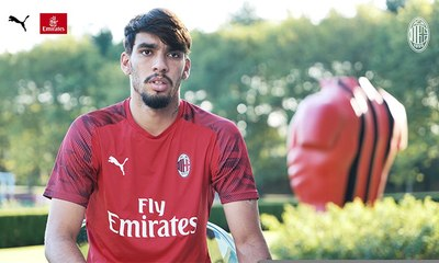 "Paquetá: ""AC Milan are strong and we're ready for the fight"""