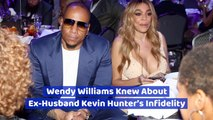 Wendy Williams Comments On Ex Husband Cheating