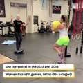 Meet the 72-year-old Crossfitter
