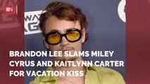 Brandon Lee's Take On Miley Cyrus Dating