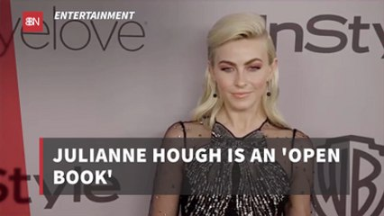 Julianne Hough Has To Answer Questions