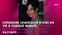 Shannen Doherty en phase de rémission : ses confidences douloureuses