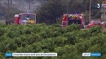 Incendie : 900 hectares détruits dans l'Aude