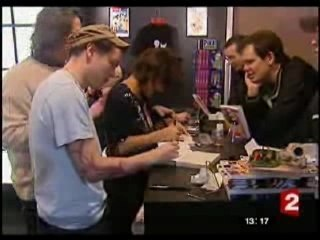 [France 2]Angouleme 2008 - Manga (13H 27.01.08)