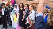 Díaz Ayuso se estrena como presidenta de la Comunidad de Madrid en las fiestas de La Paloma