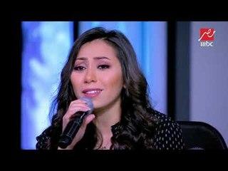 شيماء الشايب وإبداع في مدح الرسول