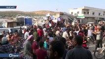 نازحو ريف حماة يطالبون الفصائل بالتوحد وتعزيز الجبهات - سوريا
