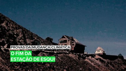 Provas da Mudança Climática: A estação de esqui abandonada da Bolívia