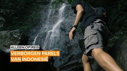 Alleen op Reis: Cilember watervallen in Indonesië