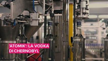 Una vodka 'atomica' direttamente da Chernobyl