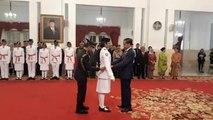 Jokowi Kukuhkan 68 Anggota Paskibraka