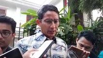 Wakili Prabowo, Besok Sandiaga Datang ke Sidang Tahunan MPR