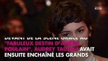 Amélie Poulain : une autre actrice aurait pu prendre la place d'Audrey Tautou